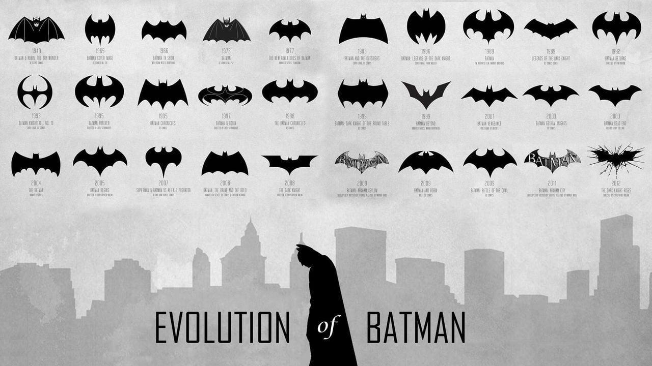 バットマン 図解・グラフ・一覧・比較の画像