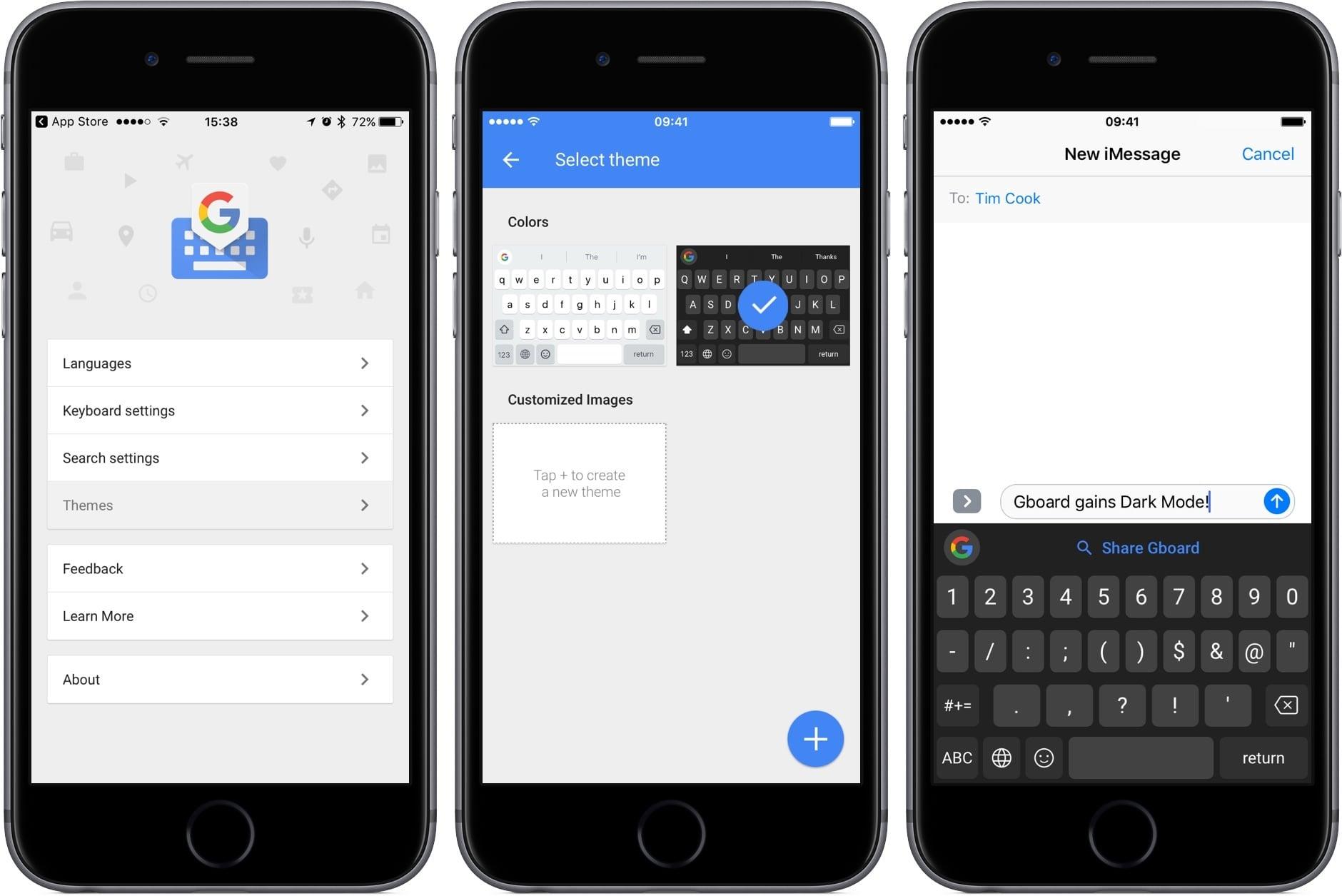iOS(iPhone/iPad)からGboardをアンインストール/削除する方法