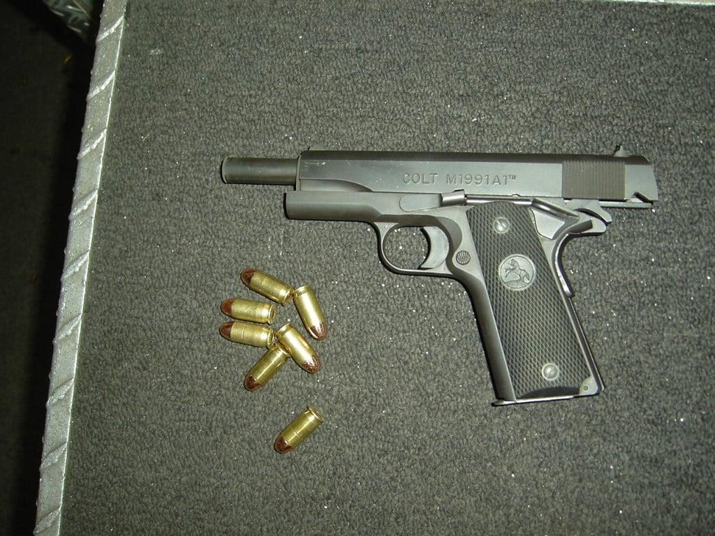 コルト M1911
