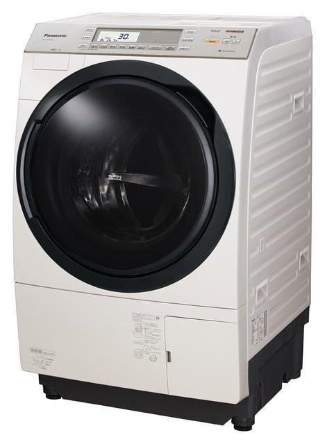 Panasonic ななめドラム洗濯乾燥機 NA-VX7700L-N(ノーブルシャンパン)