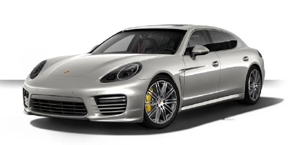 Porsche Panamera Turbo S Exective