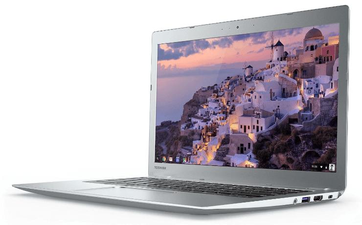 Chromebook買いました / Toshiba Chromebook 2 - 2015 Edition (CB35-C3350)
