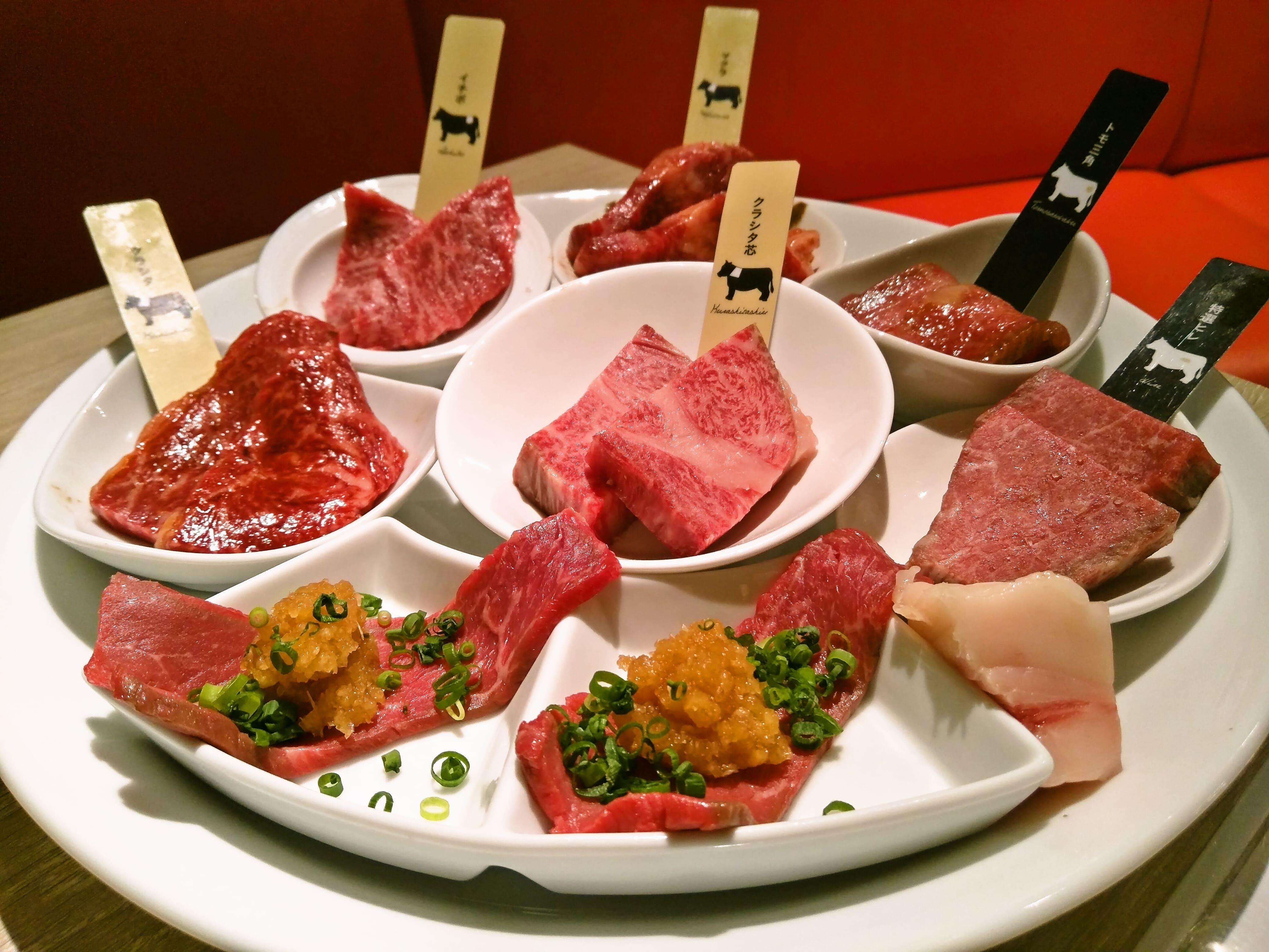 オシャレで美味しい熟成肉の焼肉 ~  西日暮里 エイジング・ビーフ