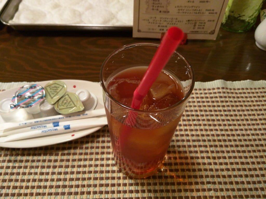 評価日本一の綺麗なオムライス ~ 広尾 麻布食堂
