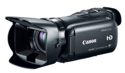 Canon iVIS HF G20