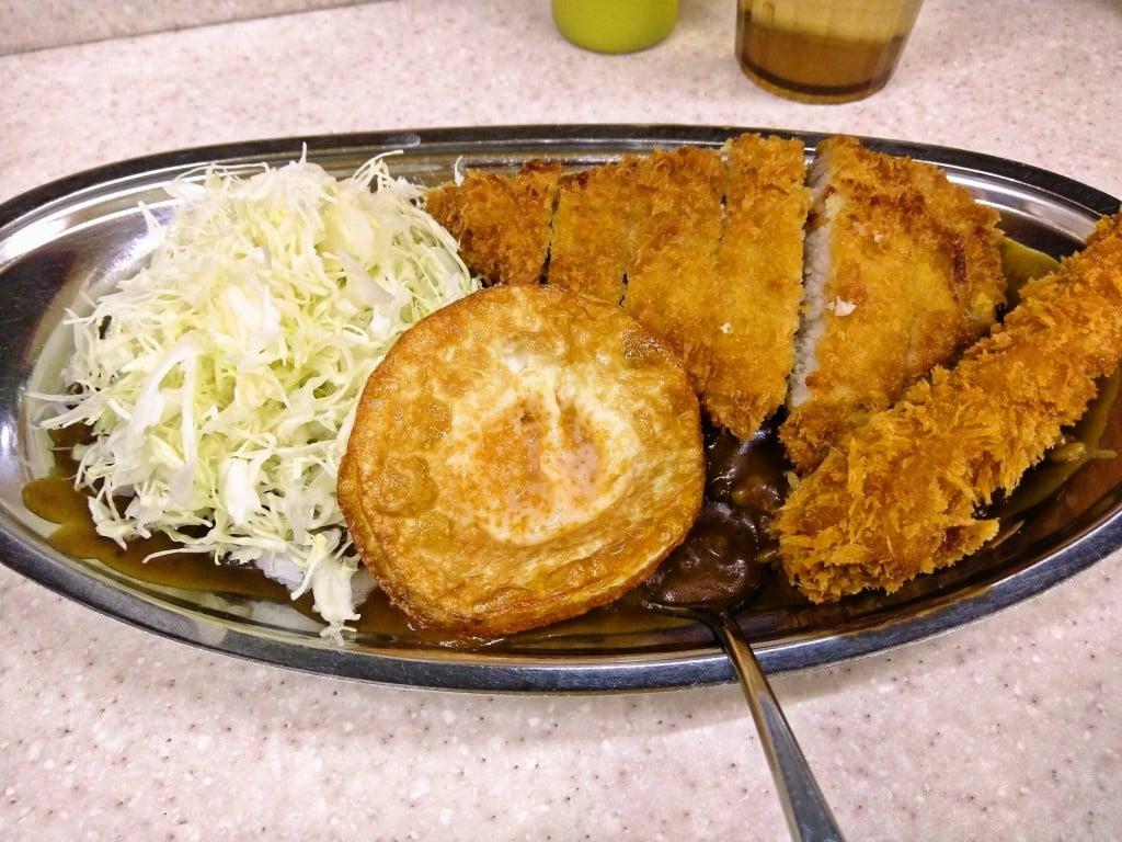 東京で食べられる美味しい金沢カレー ~ 麹町 カレーのチャンピオン 麹町店