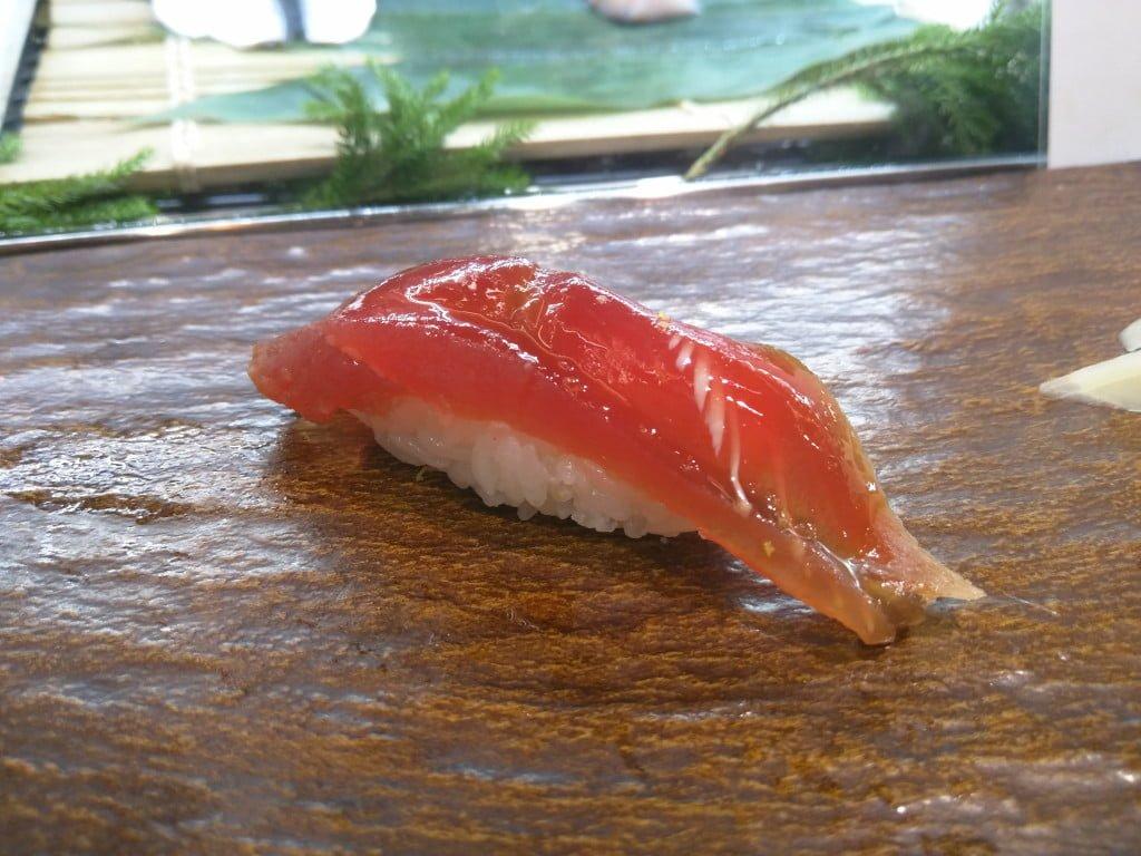 高級感がプラスされた築地の格安寿司 ~ 築地 すし兆 (旧:立ち食い ちよだ鮨)