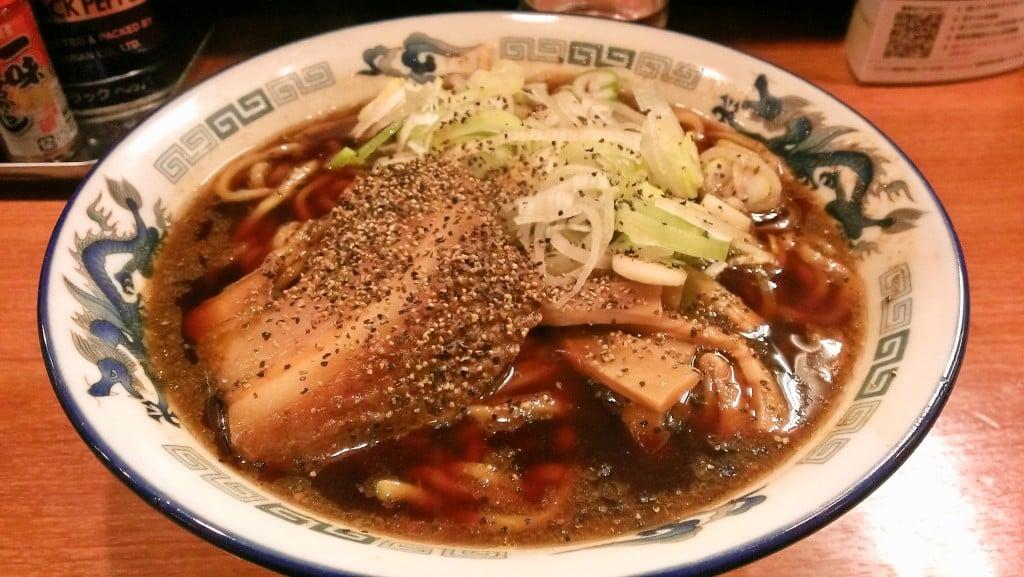 東京で食べる富山ブラックは… ~ だらんま神田店