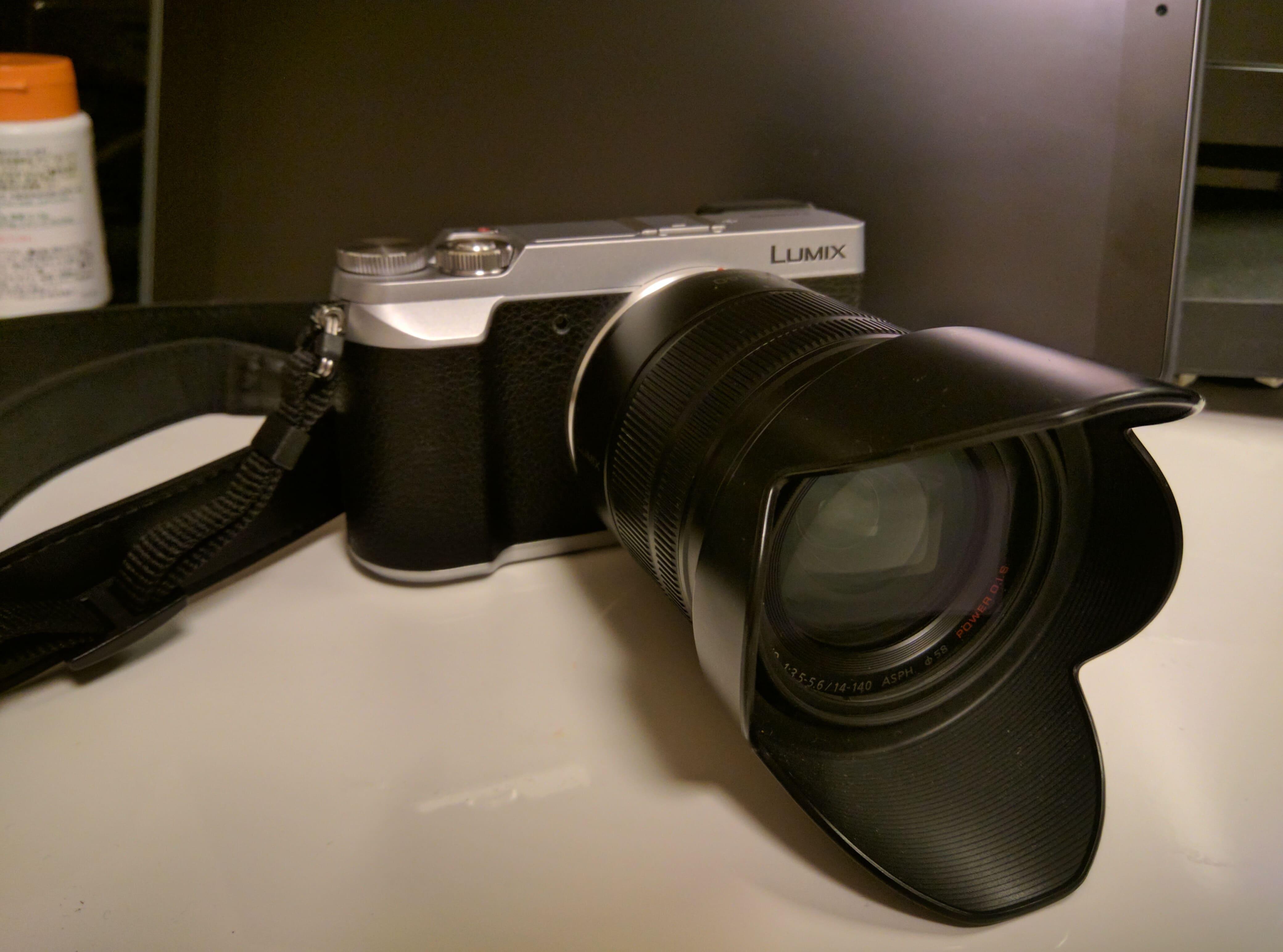 ミラーレスカメラをゲットしました。 Part 3