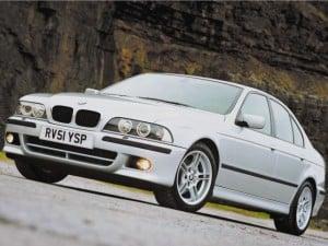 BMW 525i Msports (E39)