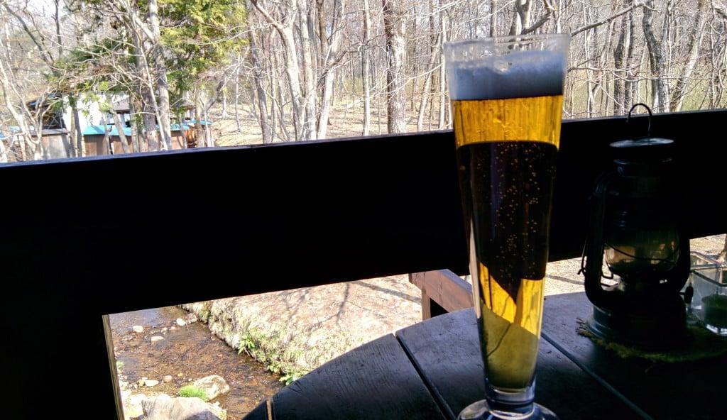 高原で楽しむ料理とビール ~ 栃木県那須郡那須町 フィンランドの森 メッツァ・ネイト