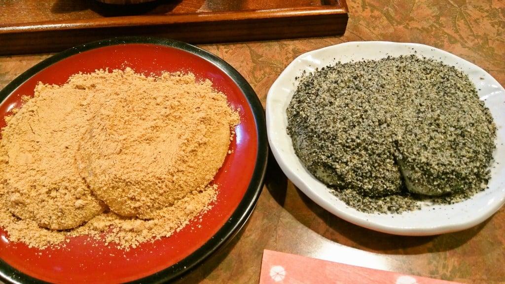 東京最高ランクのつきたてお餅&日本茶 ~ 三ノ輪 月光