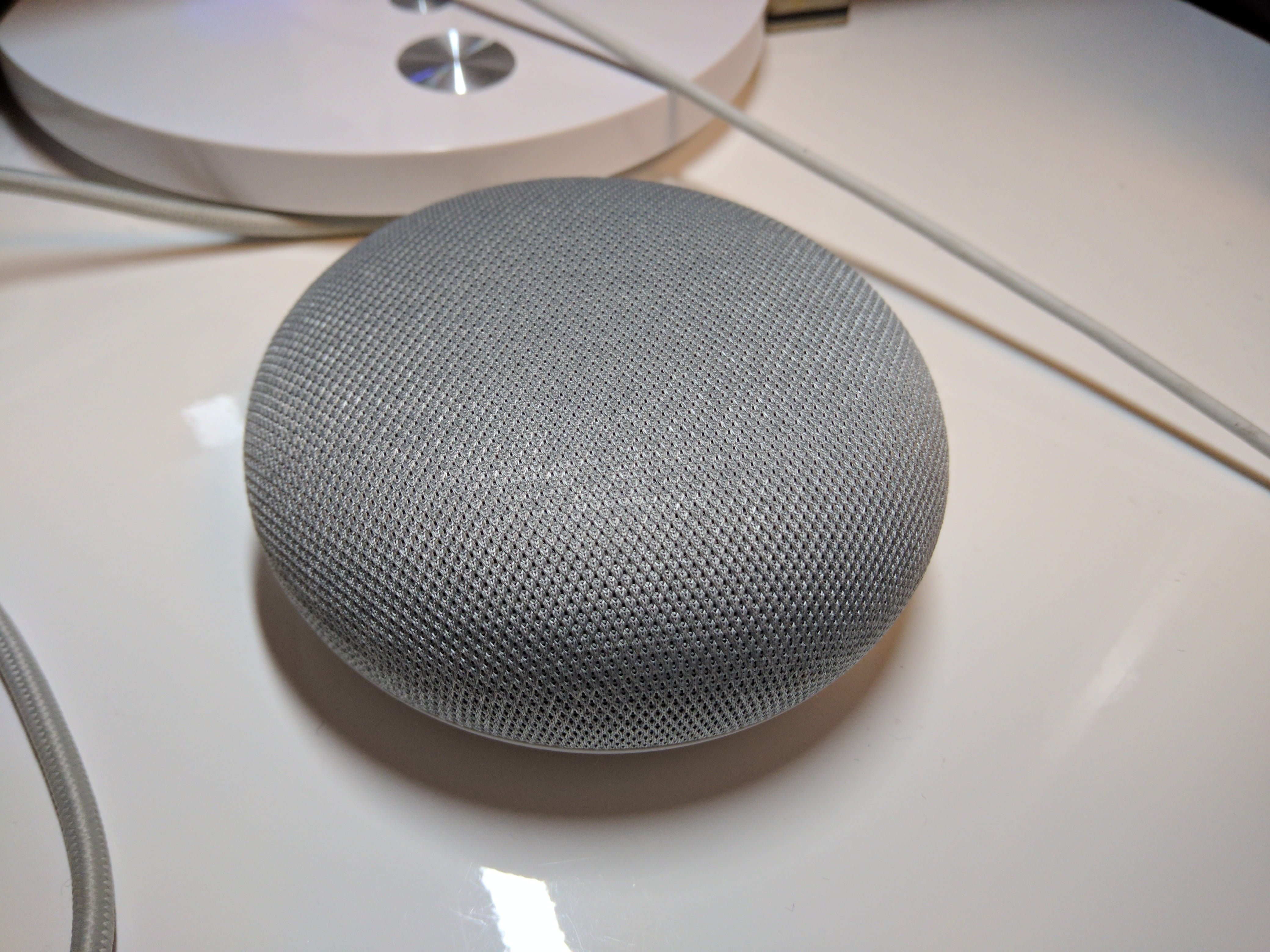 Google Home Miniを買いました