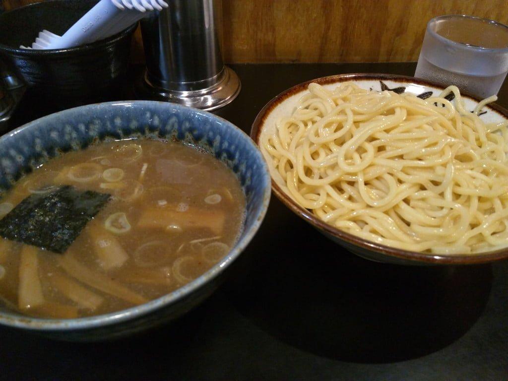 シンプルで完成されたつけ麺 ~ 駒込 ごとう