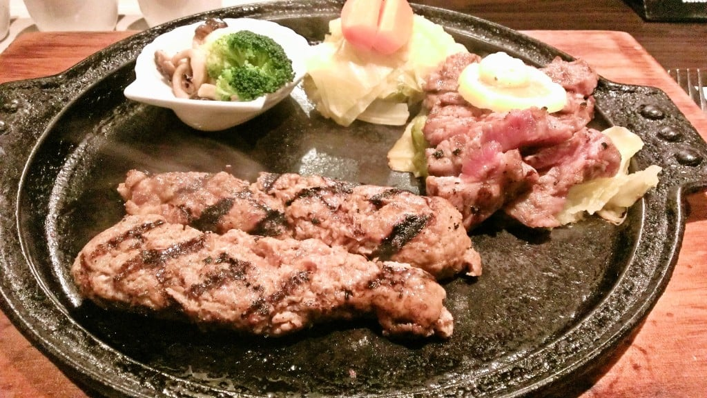 こだわりの炭焼きハンバーグ&ステーキ ~ 千石 グリルK