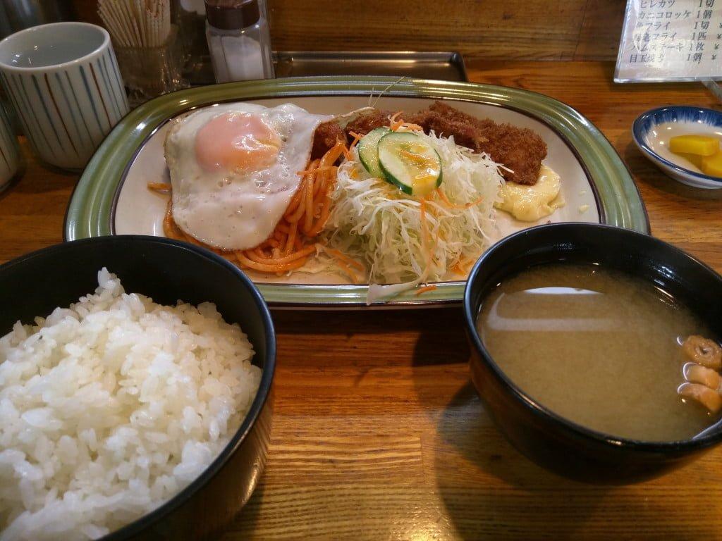 富山で一番コスパの良い洋食 ~ 富山市不二越 グリル不二軒