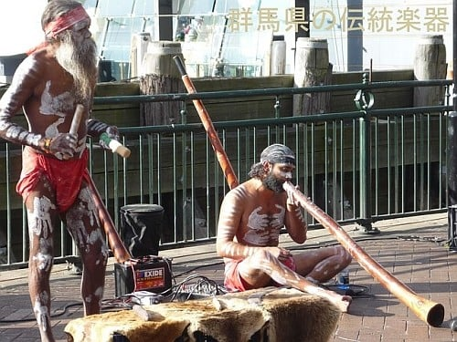 群馬県の民族楽器