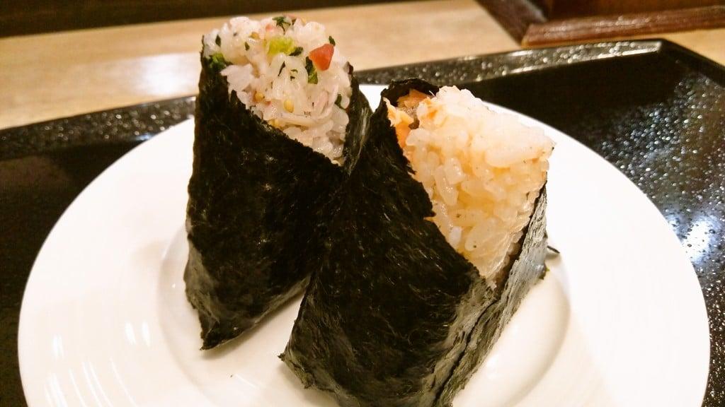 サクっと食べれるおにぎり屋 ~ 上野駅 ほんのり屋 上野店