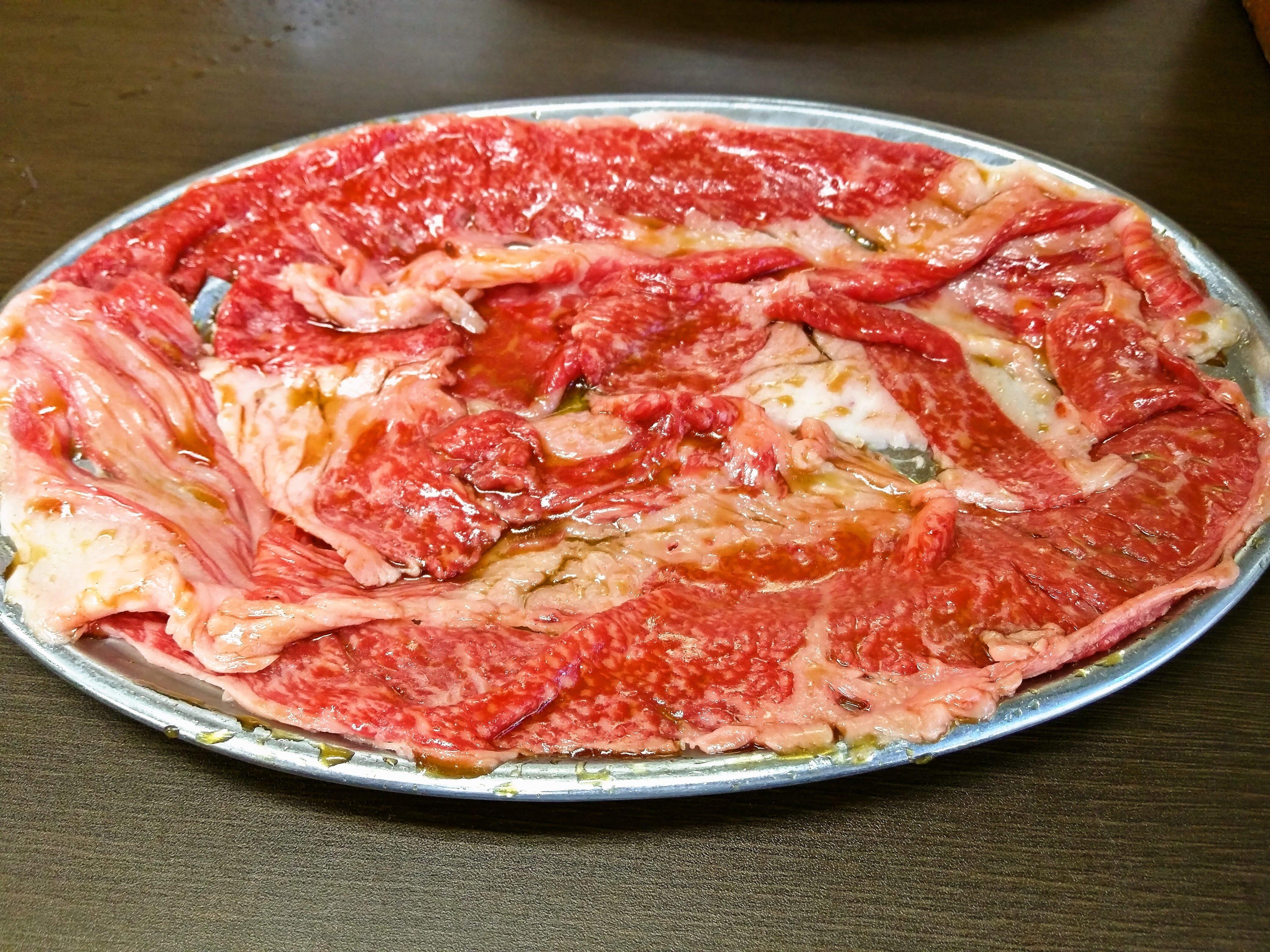 コスパ抜群の美味しい焼肉ランチ ~ 田町(三田) ホルモンまさる