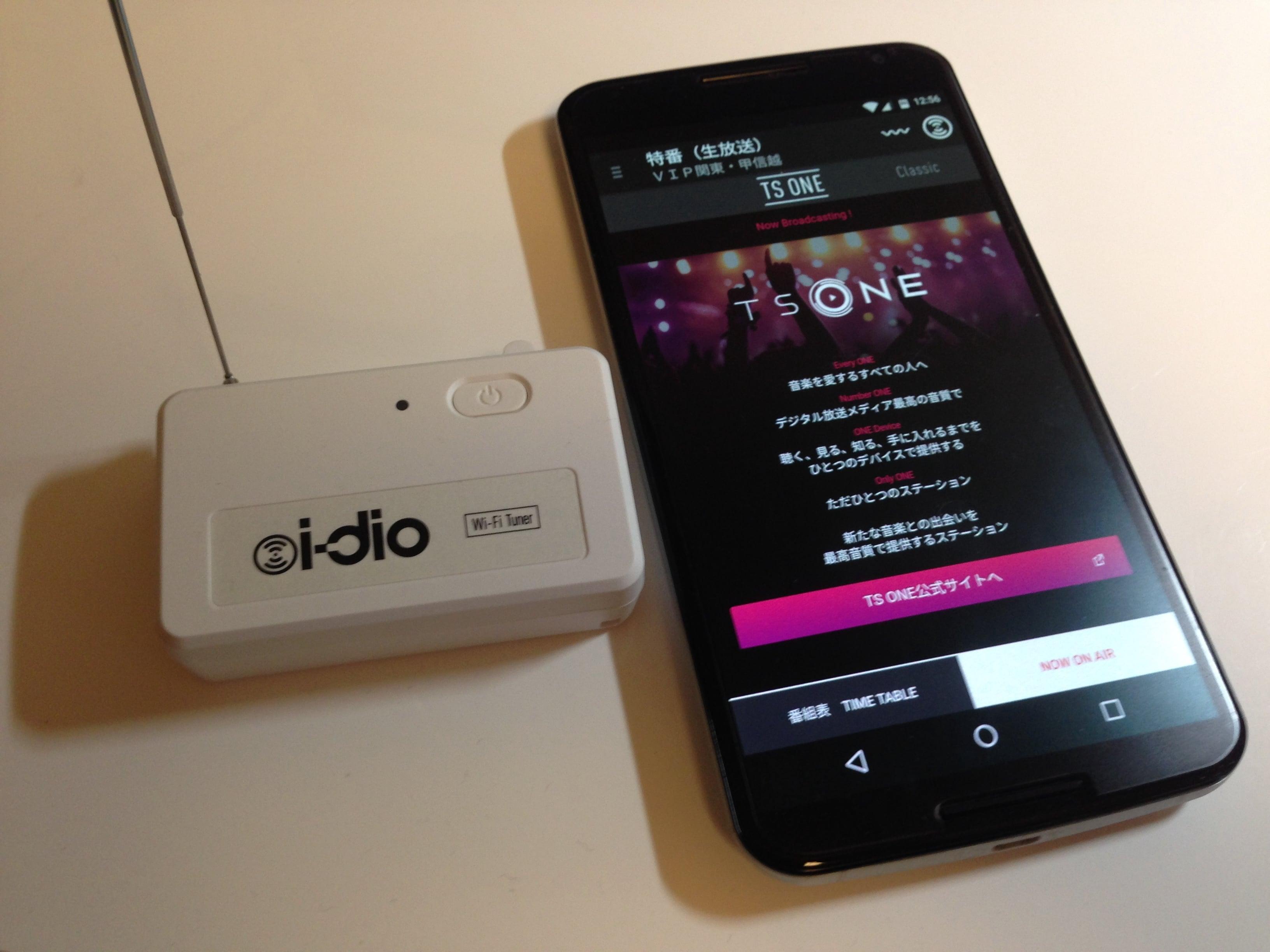 i-dioの放送が開始されて1ヶ月経ちましたが…