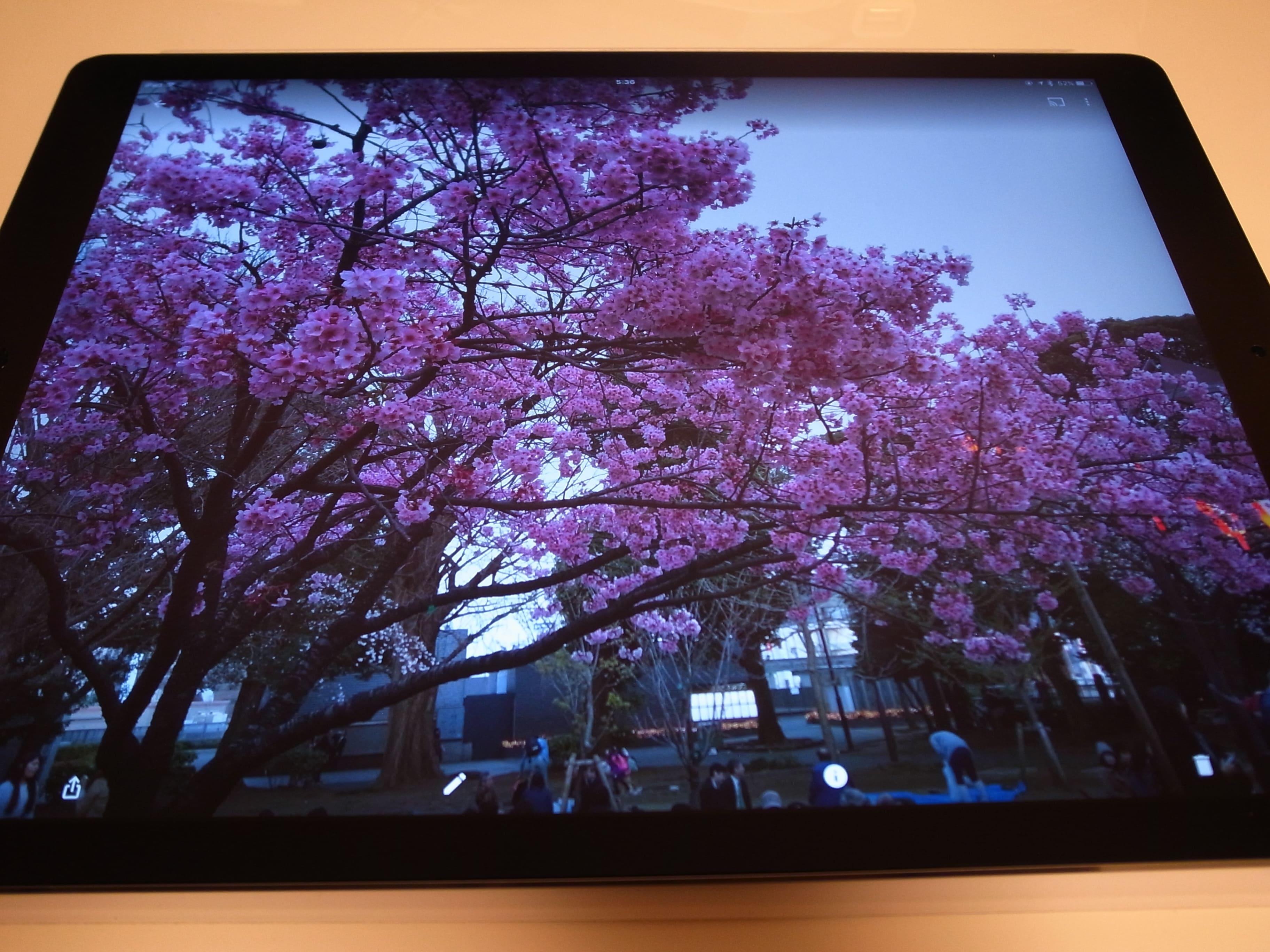 メインのタブレットをNexus9からiPad Pro 12.9に替えました
