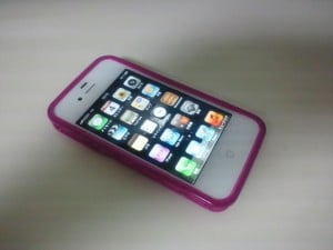 au iPhone4S 64GB ホワイト