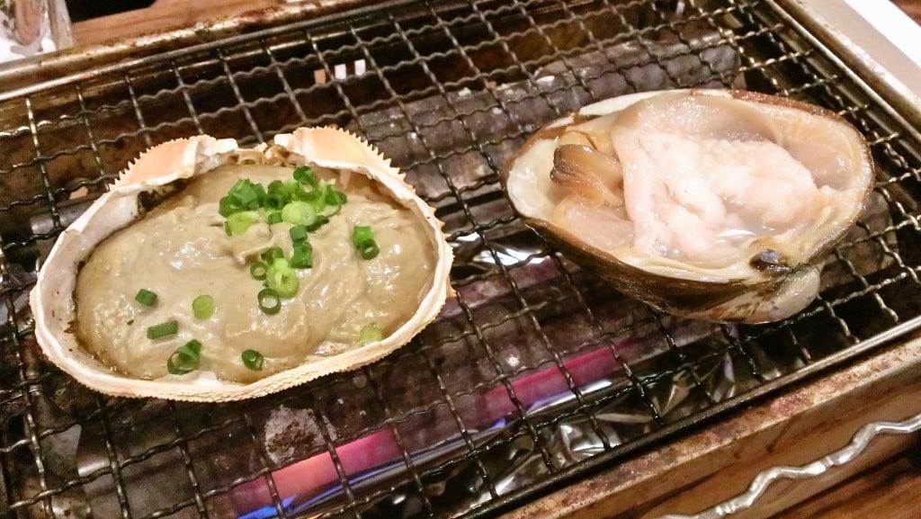 網焼きが楽しめる居酒屋 ~ 秋葉原 磯丸水産