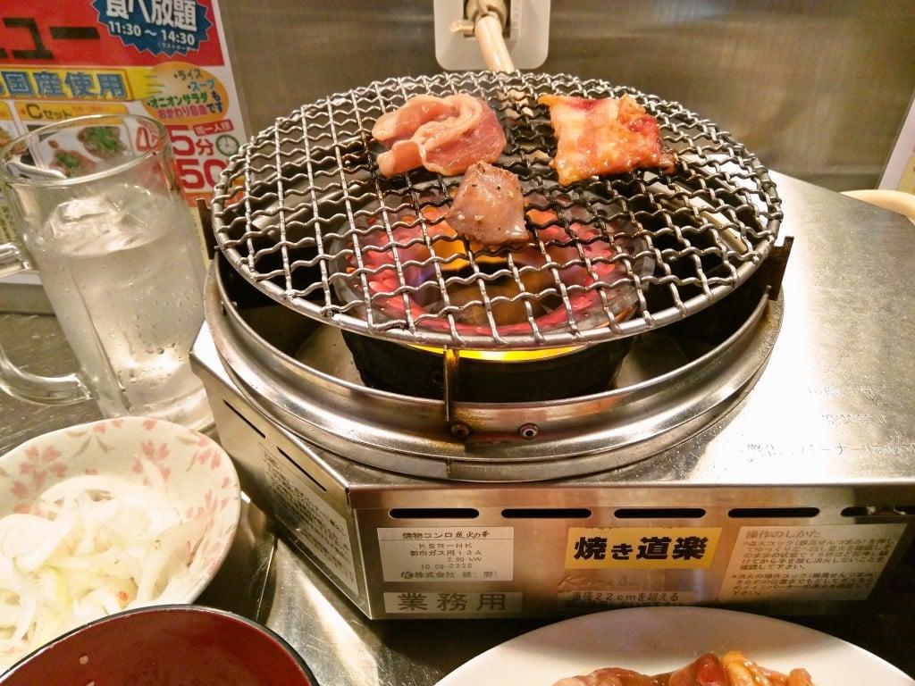 綺麗な焼肉食べ放題 ~ 御徒町 神保町食肉センター 上野店