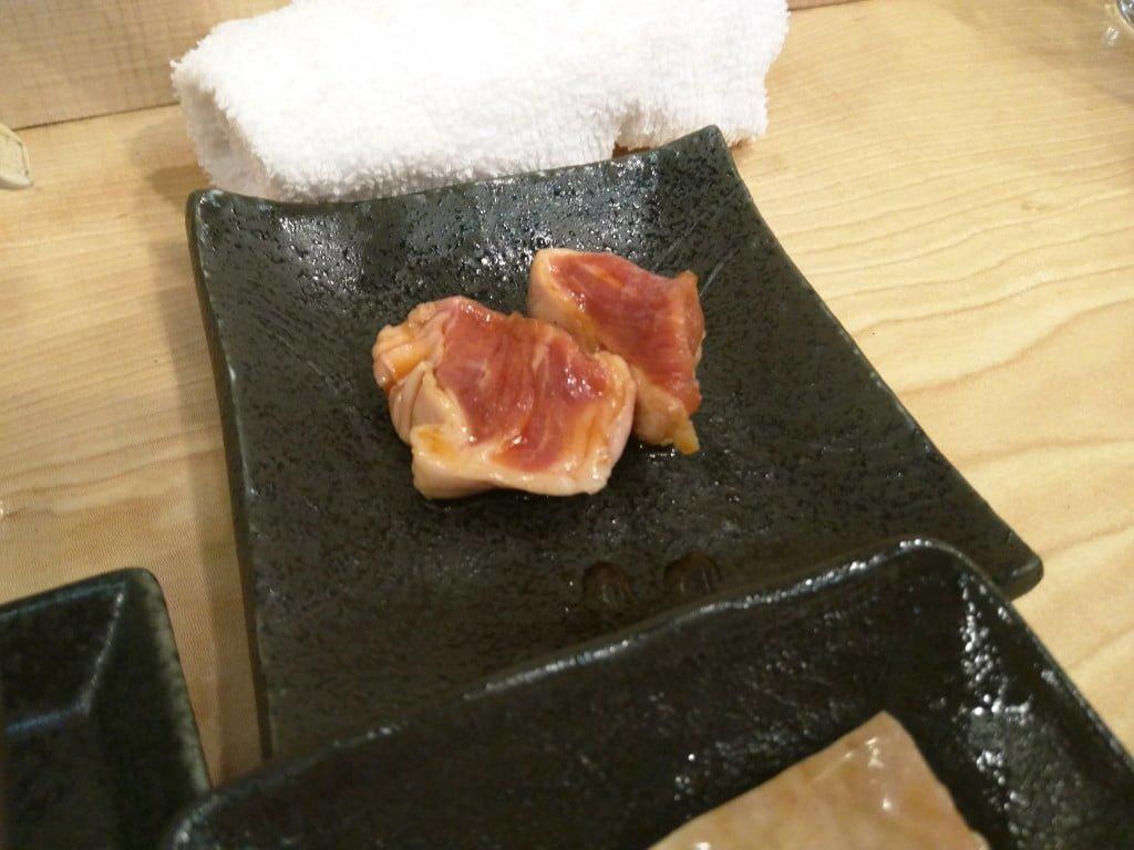 高級牛が1枚からオーダーできる立ち食い焼き肉 ~ 秋葉原 次郎丸