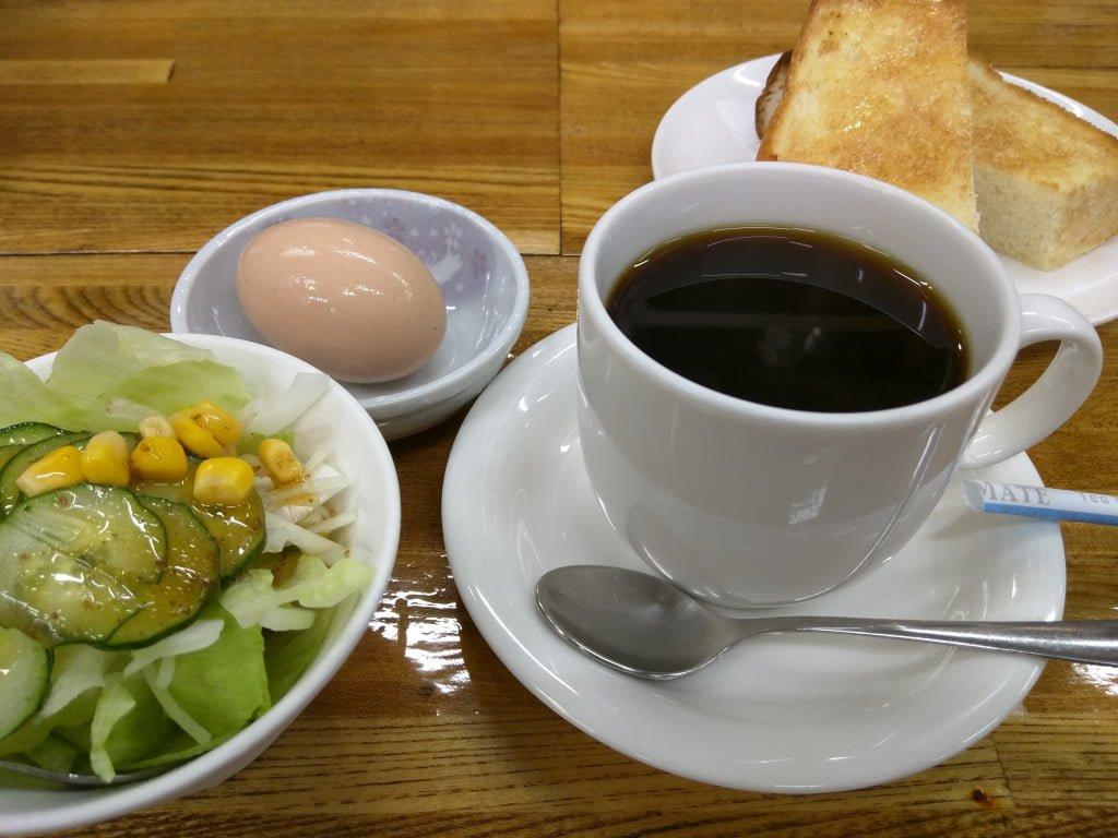 あのジュピターの本社のコーヒー ~ 田端 ジュピター動坂店