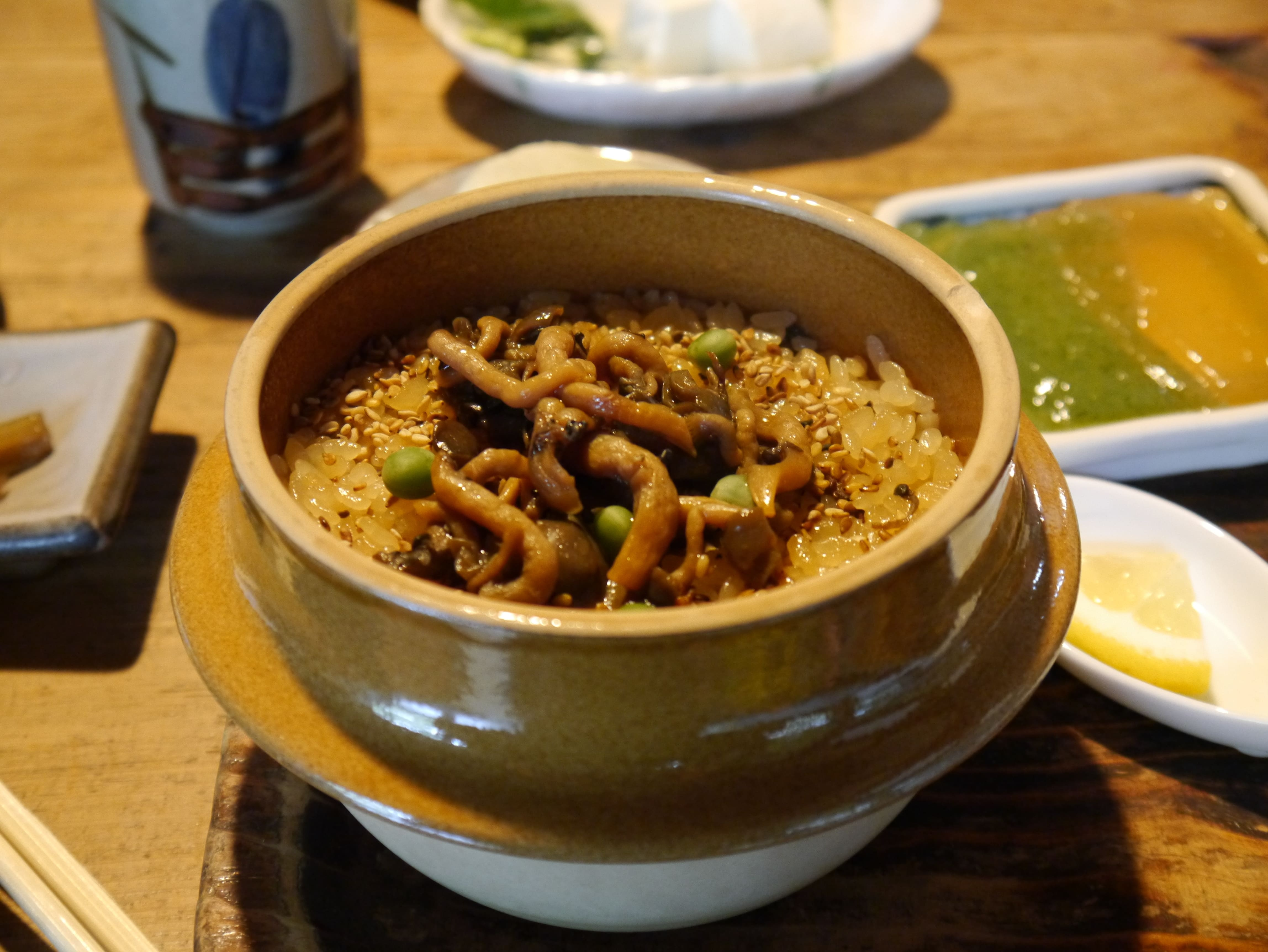 景色と空気も美味しい秘境の釜飯店 ~ 奥多摩/川井駅 なかい