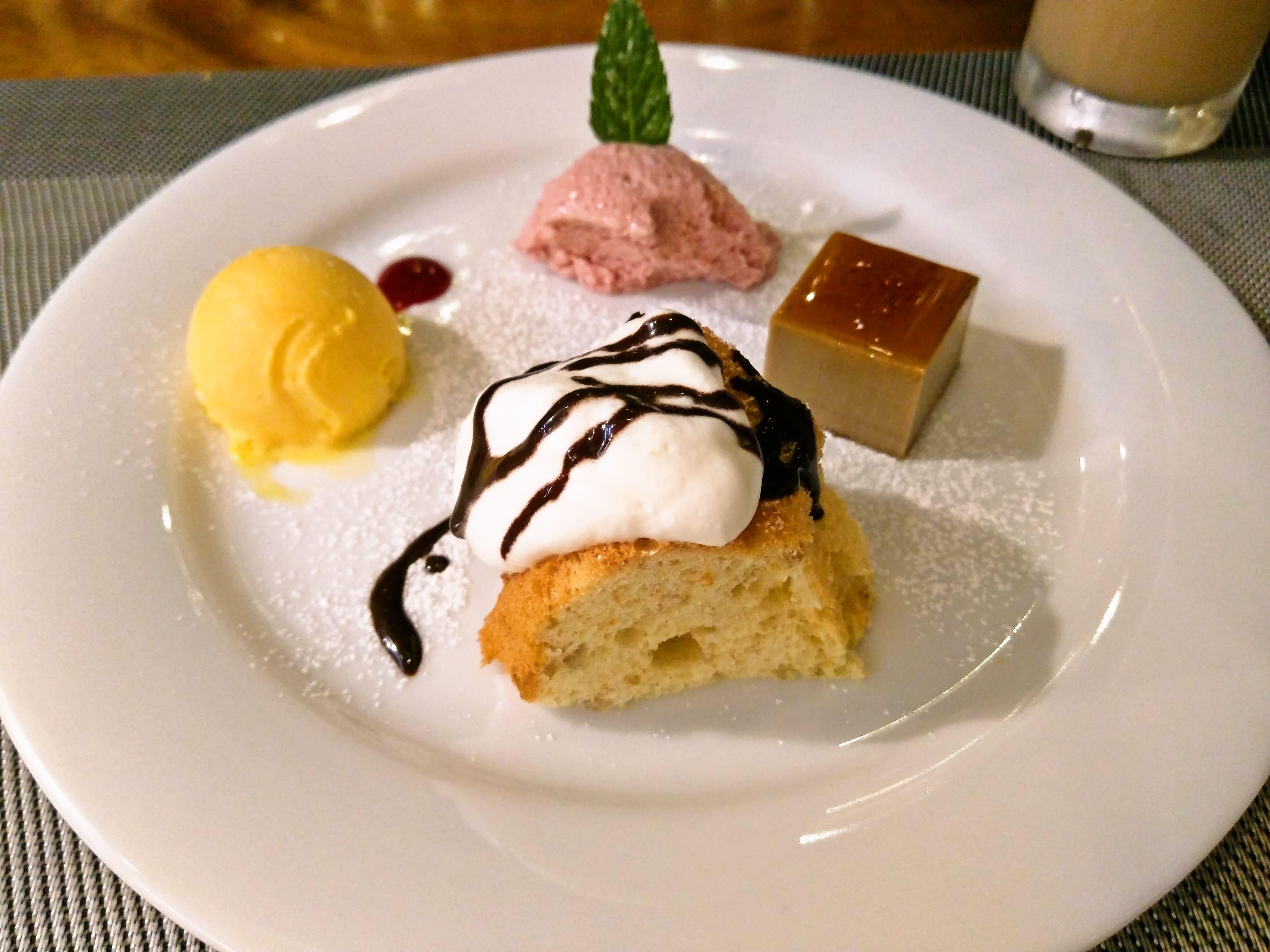 丁寧で綺麗な美味しいイタリアン ~ 田町 リストランテ・ラ・チャウ