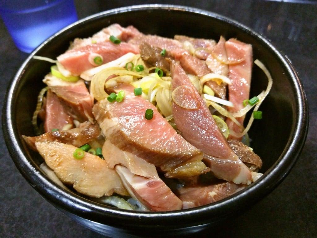 バランスの良い美味しい煮干し中華そば ~ 入谷 麺処 晴