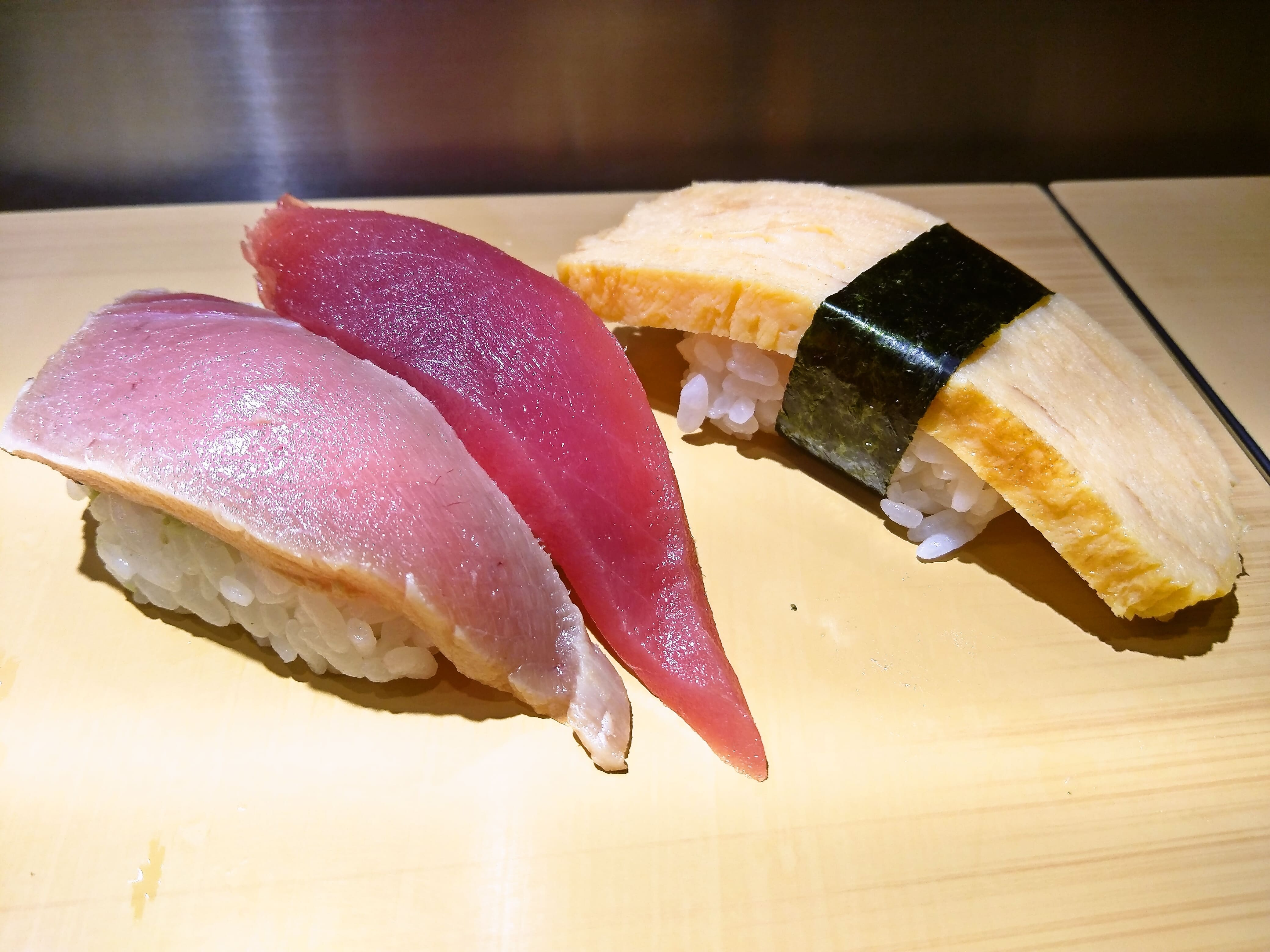 コスパが良い大人気な立ち食い寿司 ~ 池袋 立喰 美登利 エチカ池袋店