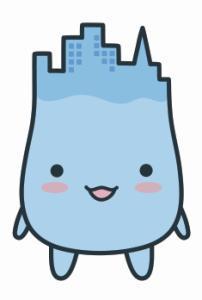 魚津市イメージキャラクター「ミラたん」