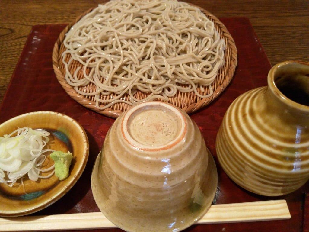 雰囲気が良い老舗蕎麦 ~ 浅草 並木藪蕎麦