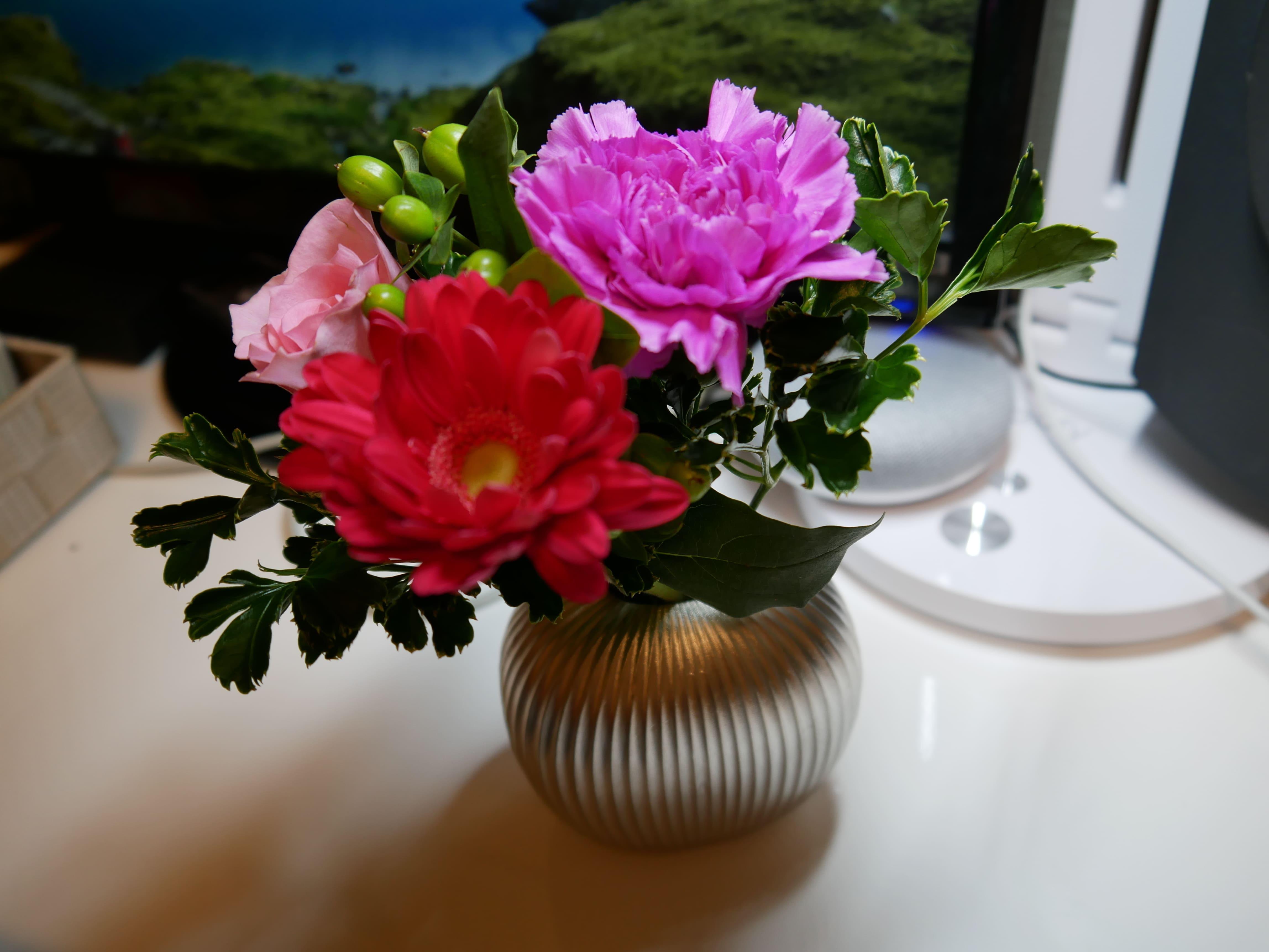 能作の素敵な花器を買いました