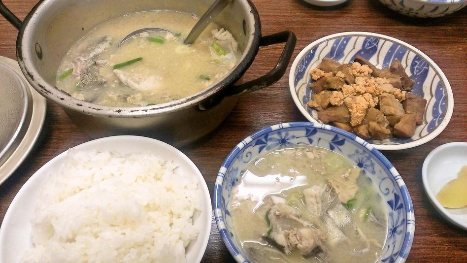 栄食堂 / 下新川郡朝日町