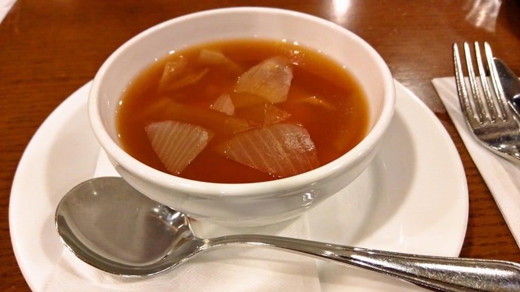 手軽に食べられる老舗の洋食 ~ 上野駅 洋食や 三代目 たいめいけん