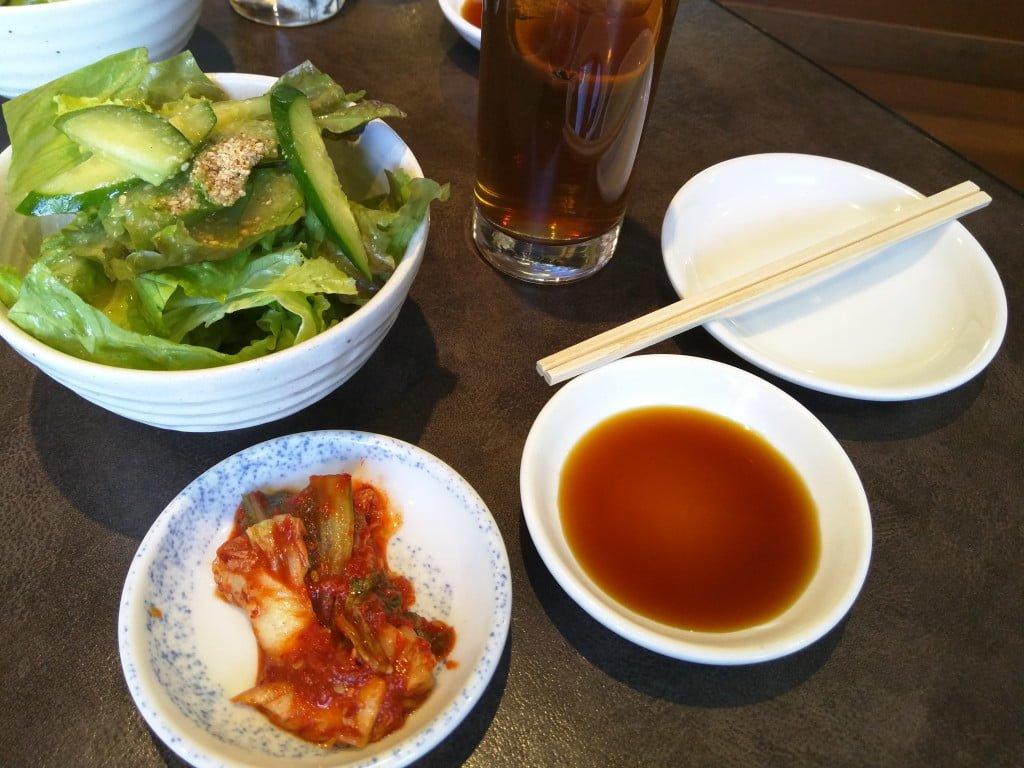 安くて美味しく、バランスの良い焼き肉 ~ 大塚 山水園