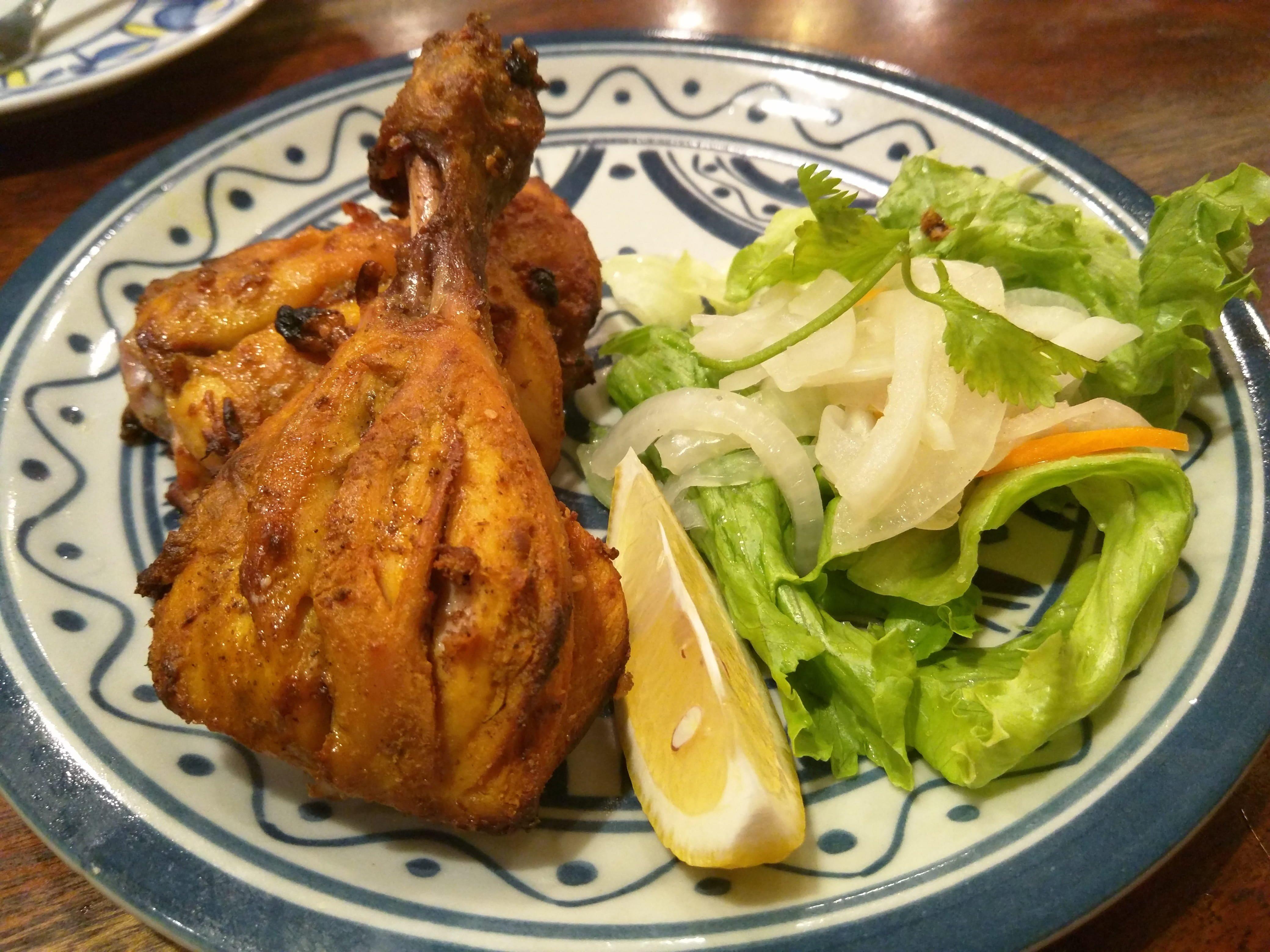 相当うまいインド料理とカレー ~ 千葉市 インド料理 シタール