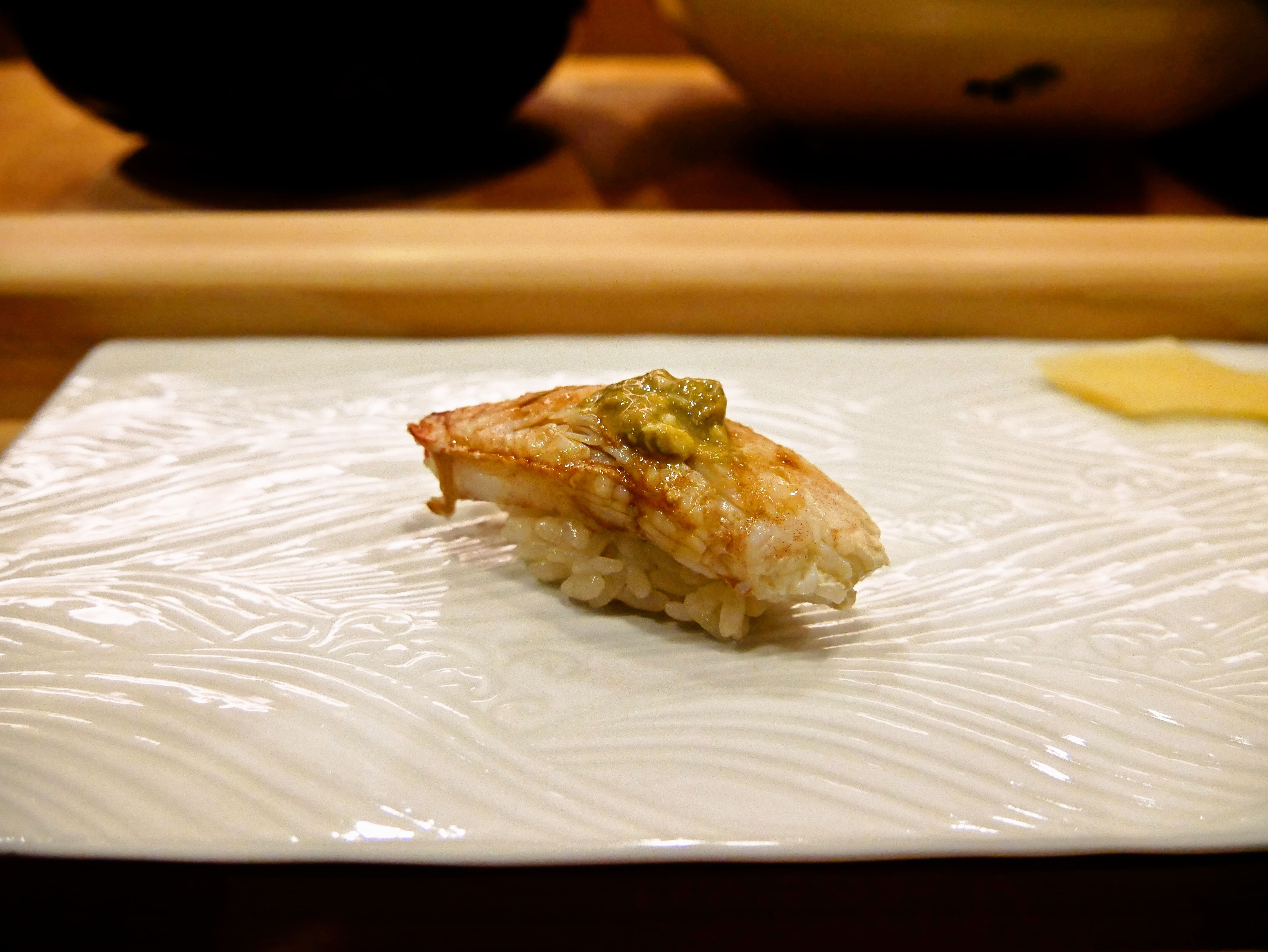 富山県で食べログ評価No.1の寿司屋 ~ 魚津 鮨 大門