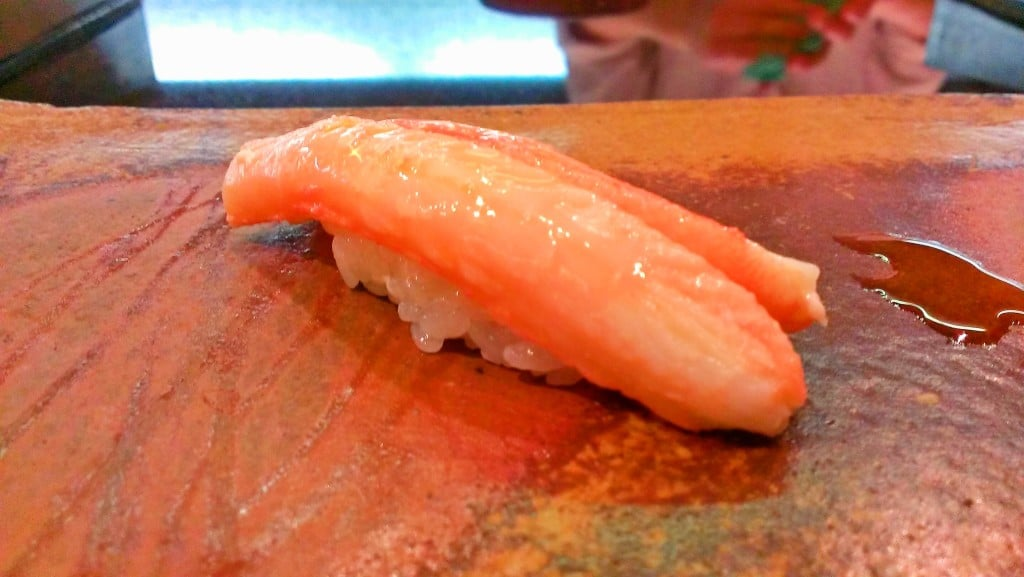 富山で一番好きな寿司屋 ~ 富山市 鮨 難波