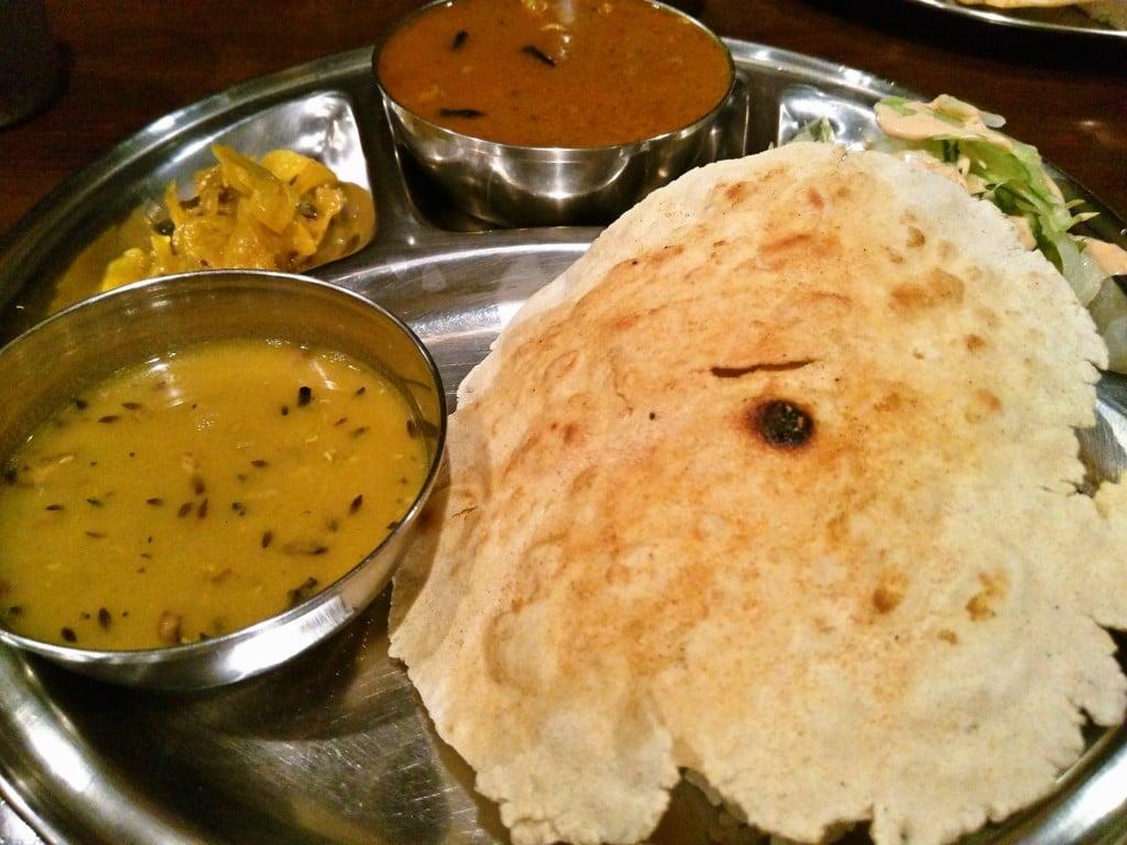辛くても意外に食べられるスパイシーなネパール料理 ~ 駒込 タール