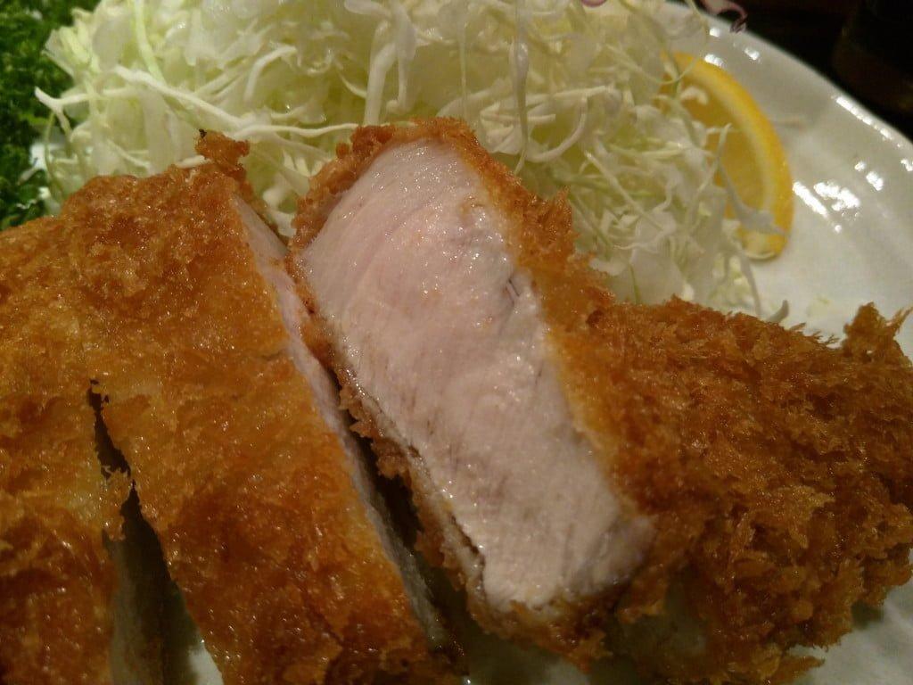 ていねいで上品な美味しいとんかつ ~ 武蔵小山 たいよう