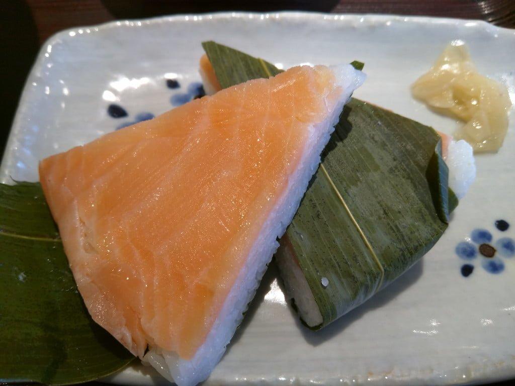 気軽に楽しめる蕎麦&ます寿司 ~ 富山市 立山そば 富山インター店
