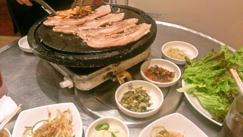 有名な?韓国焼肉 ~ とんちゃん 渋谷店