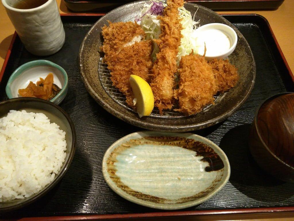 紛らわしいトンカツ屋 ~ 新宿 とんかつ 和幸 小田急百貨店新宿店