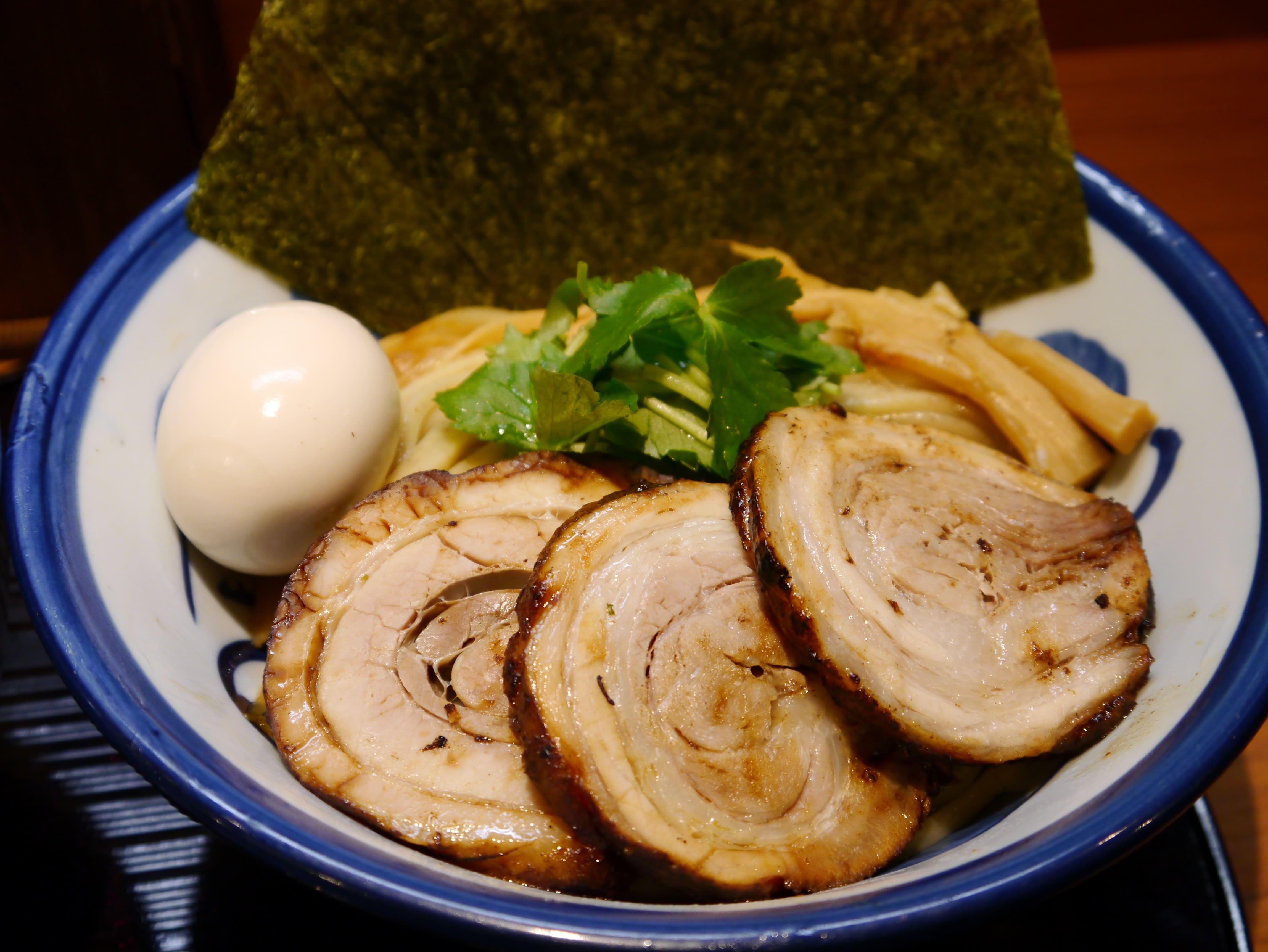 有名店の流れをくむ、木場のつけ麺&ラーメン屋 ~木場 つけ麺 よし田