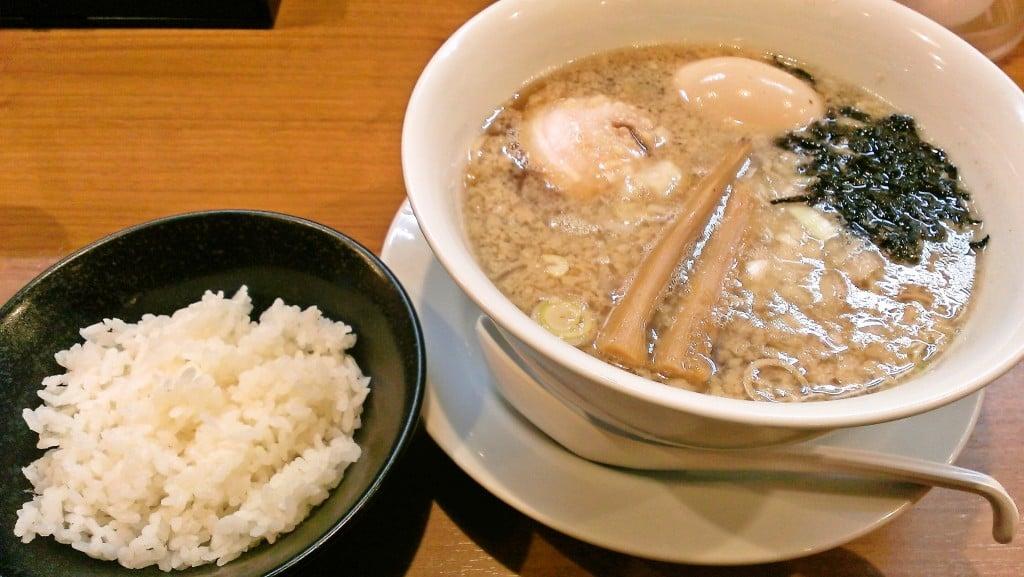 東京で食べる新潟のラーメンの味は? ~ 三ノ輪 鶴若